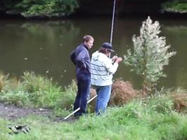 Vierstädtefischen 2009